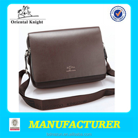 China wholesale pu leather business bag unique leather briefcase
