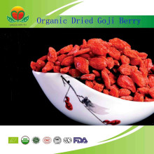 Top quality Organic Ningxia Dried Goji Berry