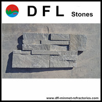 Gray Stacked stones factory