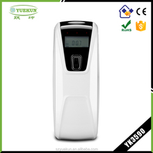 Aroma toilet Automatic digital air fragrance dispenser use 300ML air freshener YK3590