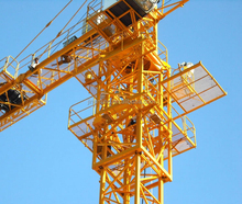 QTZ160(6516) Bridge building Tower crane