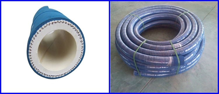 China suppliers high quality flexible rubber hoses UHMWPE Food grade hose