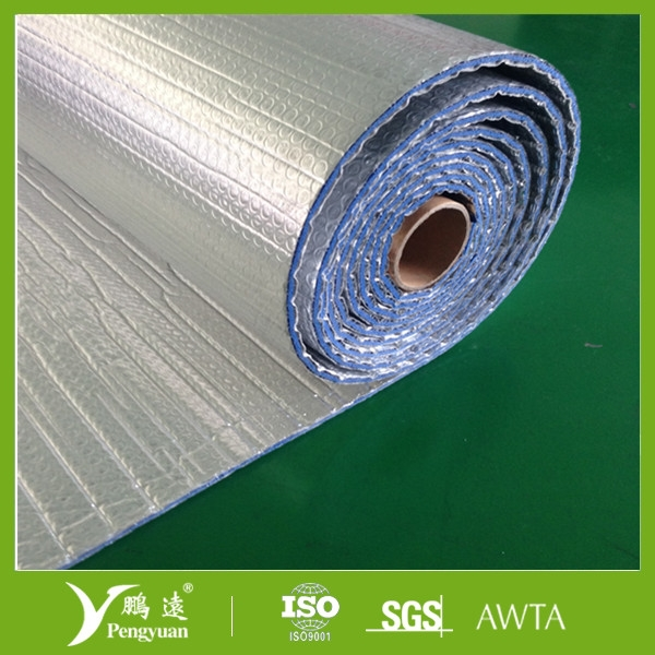 Fire Retardant Foam Insulation Board Self Adhesive Thermal