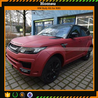 high quality best selling 14-15 top fashion new arrival automobile car fit for hama bumper car body kit for range rove-r sport