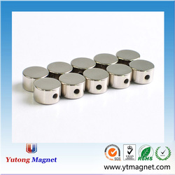 Hottest industrial permanent Ndfeb single pole magnet/magnet suppliers in China