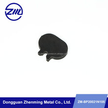 High Quality black POM Turned Parts customized plastic lathe parts