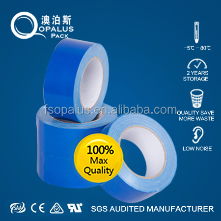 packing material adhesive Printed plate tape in china jumbo rolls