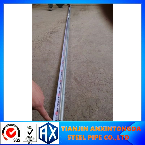 Competitive price conduit bs31 bs4568 16ga steel gi pipe