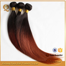 Wholesale afro kinky curly virgin hair ombre weave extension,kinky afro curl ombre hair extension