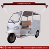 Guangzhou KAVAKI Tuk Tuk Tricycle 200CC Air/Water-Cooled Closed cabin cargo/Passenger Motorcycle