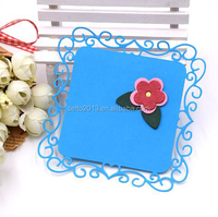 Square Frame Flower Metal Cutting Dies