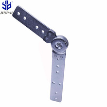 Jinpai 90~135 Degree 3 Gears click clack sofa bed backrest folding hinge adjustable sofa hardware hinge