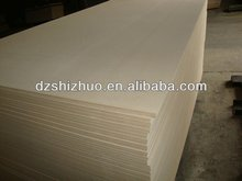 Plain MDF Board/medium density fiberboard