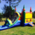 Sale Cheap Kids Residential Inflatable Bouncy Air Castle , Trampoline Combo Inflatable Bouncer With Water Slide