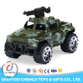 New design military camouflage sliding antique oem diecast cars