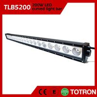 TOTRON 20% Off New Arrival Factory Supply Led Bar Light Off Road Atv Trailer