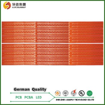 aluminum long led tube pcb,power led pcb made in China