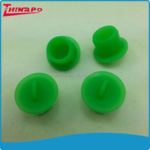 Good sealing waterproof silicone tapered cork stoppers for valves and Hole