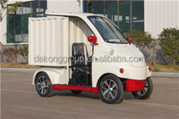 Dekong mini delivery trunk wagon cargo-bus van electric car