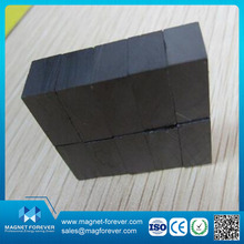 PERMANENT CUSTOMIZED BLOCK FERRITE MAGNET