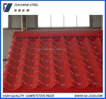 Corrugated color roofing sheet/IBR roofing