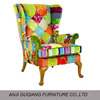 Living Room Furniture Patchwork Chair Sofa