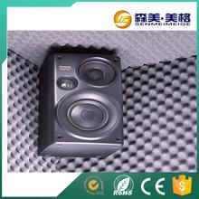 China supplier studio isolation egg crate foam sheets