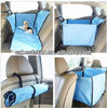 Wholesale Zipper Folded Dog Car Seat