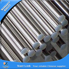 Mill test stainless steel round bar 304 manufacturer