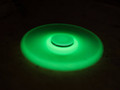 high quality glow in dark hand spinner