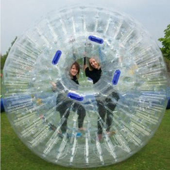 Promotional price inflatable zorb ball water zorb for children