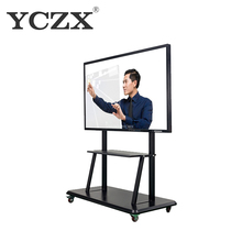 65 inch touch screen smart interactive whiteboard for classroom