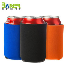 Beer Can Sleeves Collapsible Can Sleeves Thick neoprene can holder