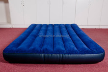 intex inflatable bed+small size inflatable air bed mattress for camping+queen size air mattress