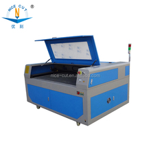 Jinan high quality cheap laser cutting 1390 co2 cnc cutter for paper acrylic plexiglass