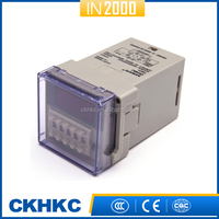 The new 2016 counting relay DH48J/ 12v travel switch relay counter / Digital counter