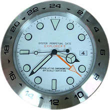 christmas ornaments luxury wall clock replica brand watches(T6132)
