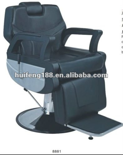 Hot sale comfortable durable new style salon man reclining barber chair