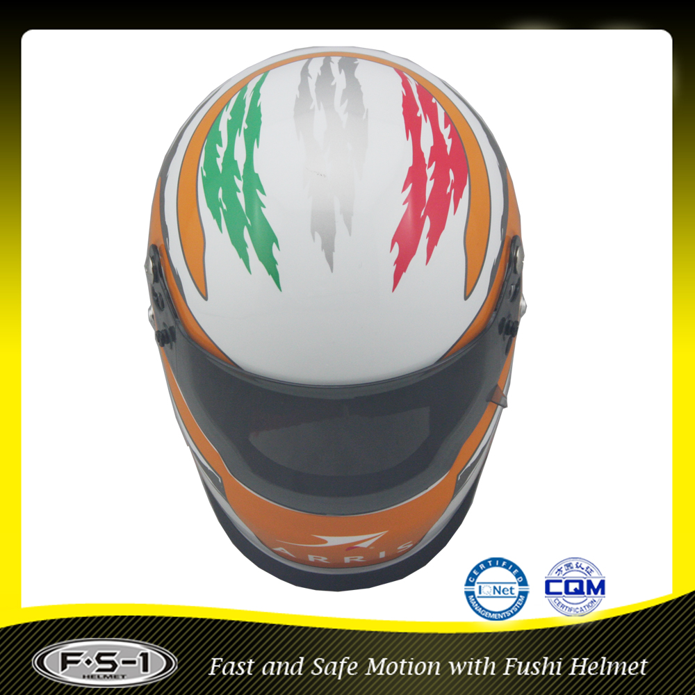 2016 Custom funny toy mini motorcycle helmet