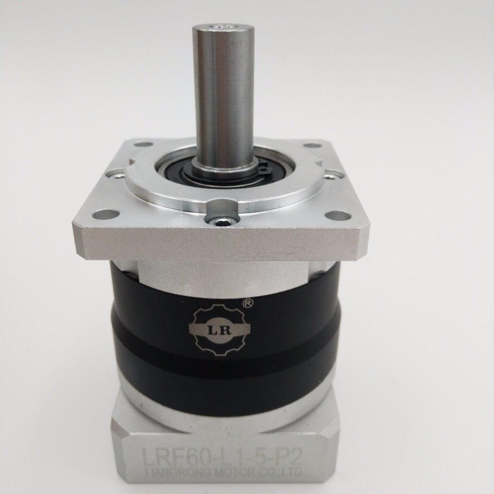 LRF60-5 <8 Arcmin NEMA 24 5:1 PLF Planet Reducer Planetary Gear Gearbox Reducer