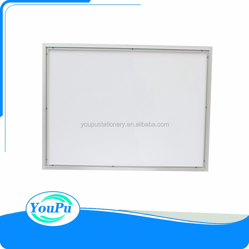 Small children magnetic dry erase whiteboard for fridge