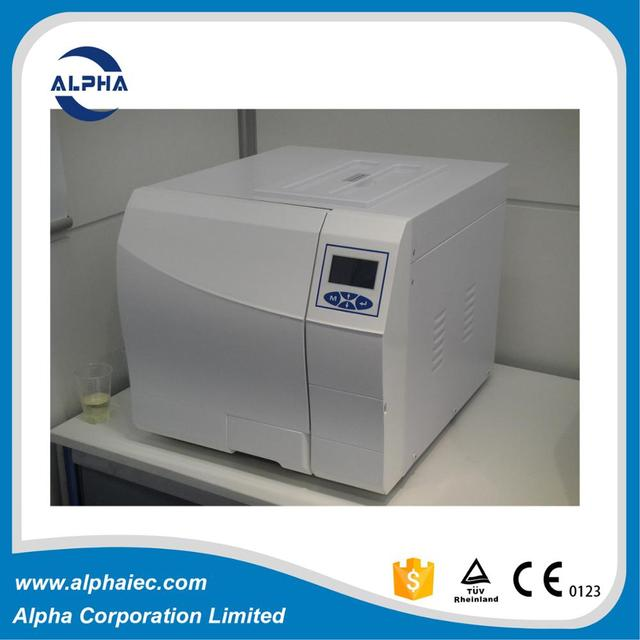 more than 5 years industry experience european B class useful dental cassette autoclave steam sterilizer