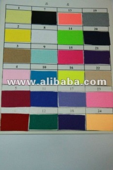 Uniform brief's Color Card