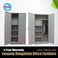 metal material and modern appearance steel cupboard design