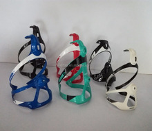 New Design High quality 3K/UD carbon fiber bike bottle cage bike parts accessories bicycle bottle cage with multi color