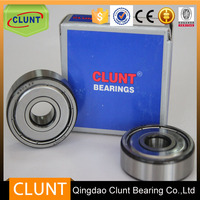 High quality ABEC3 deep groove ball bearing 6301zz
