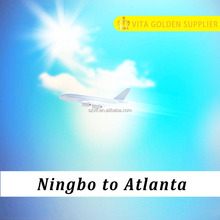 China air freight forwarder services from Ningbo to Atlanta USA