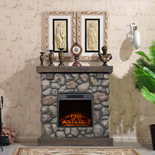 Polystone Electric Fireplaces Decorative Electric Fireplace