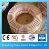 High quality thick walled brass tube brass square tube copper pipe