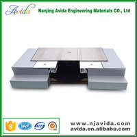 Cement Floor Sidewalk Aluminum Alloy Expansion Joint Cover